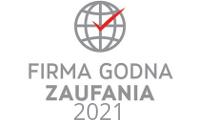 Otrzymaliśmy certyfikat: Firma Godna Zaufania 20